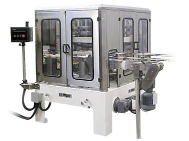 Dosadora Volumétrica à Pistão para Produtos Líquidos ou Pastosos em Latas