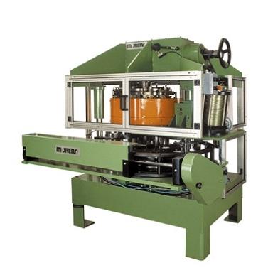 Recravadeira Automática Fabricação de Latas Grandes